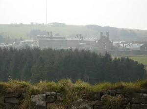 Princetown jail