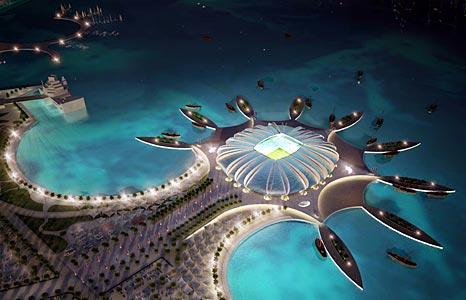 Doha port