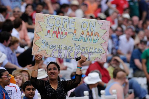 England vs India 2nd test
