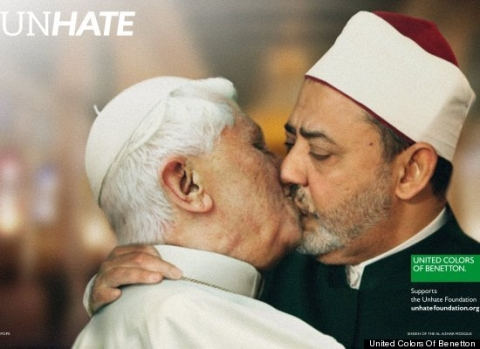 The Pope and Netanyahu