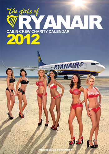 Ryan Air calendar